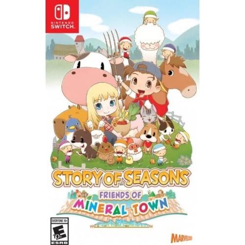 Foto Produk Story Of Seasons Friends Of Mineral Town - Nintendo Switch dari GAMELAND