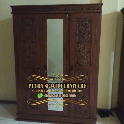 Foto Produk Almari pakaian minimalis p3 dari Putra Sejati Furniture