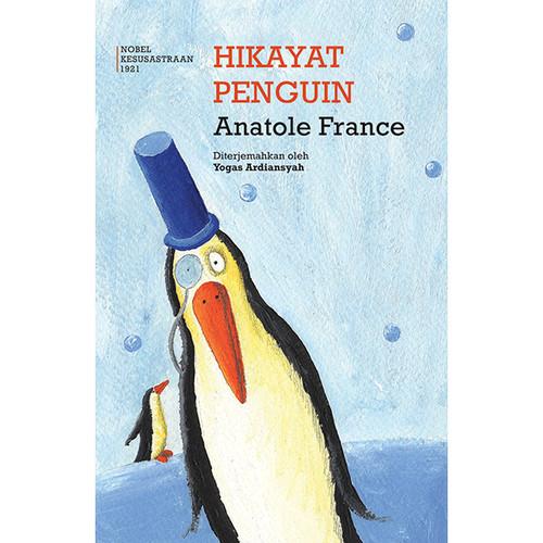Foto Produk Buku Hikayat Penguin dari MoooiPustaka