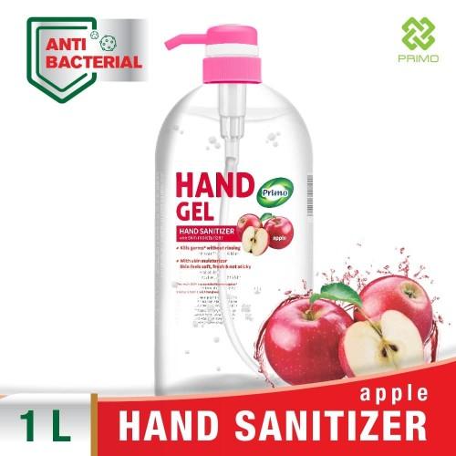 Foto Produk PRIMO HAND GEL 1 L PUMP Apple - Hand Sanitizer dari Primo Official Store