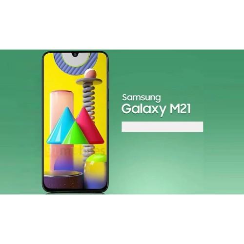 Foto Produk SAMSUNG Galaxy M21 4/64GB RAM 4GB Internal 64GB Garansi Resmi dari Nic-cell