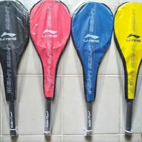 Foto Produk Raket Badminton Bulutangkis Yonex dengan senar terpasang dari FAN collection