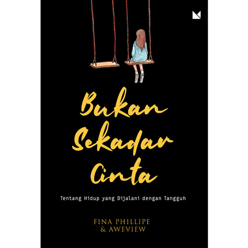 Foto Produk Bukan Sekadar Cinta - Fina Phillipe - Buku Mojok dari Republik Fiksi
