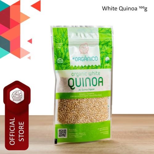 Foto Produk White Quinoa Organic EL Organico 100gr dari ELorganico