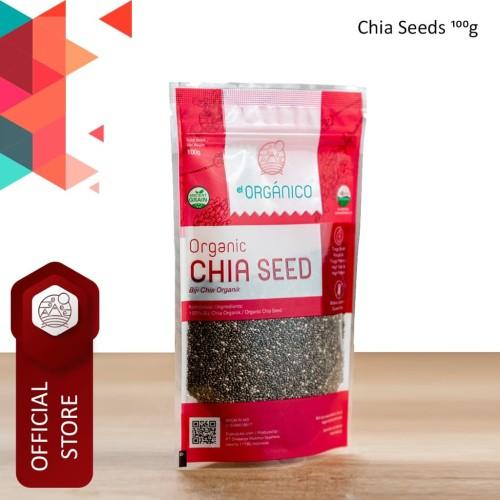 Foto Produk Organic Chia Seed EL Organico 100gr dari ELorganico
