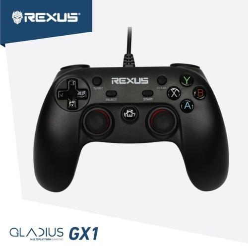 Foto Produk Rexus Gladius GX1 Gaming Gamepad dari manekistore