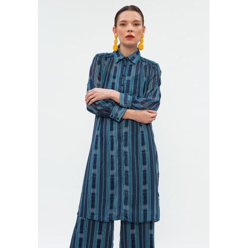 Foto Produk Minimal Little Mix Dress NAVY - XL dari minimal