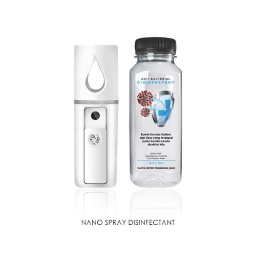 Foto Produk Nano Spray Disinfectant dari TSALINK Official Store