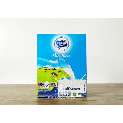 Foto Produk Susu Bendera Bubuk Full Cream 400g | Frisian Flag Milk Powder dari Philocoffee