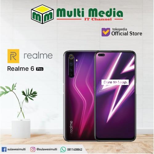 Foto Produk REALME 6 PRO dari Sulawesi Multi Cell