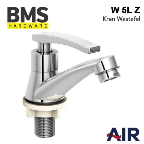 Foto Produk AIR Kran Wastafel Kran Air Washbasin Faucet Keran Air W 5L Z dari BMS Hardware
