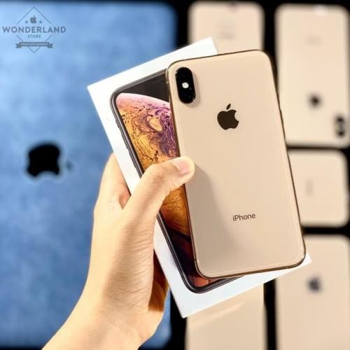 Foto Produk Second iPhone XS Max 64GB Grey/Silver/Gold, Mulus Like New dari Wonderland Store