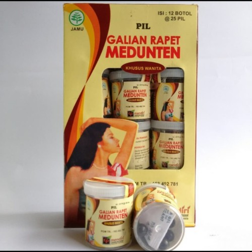 Foto Produk Jamu Galian Rapet Medunten dari Lena shopping