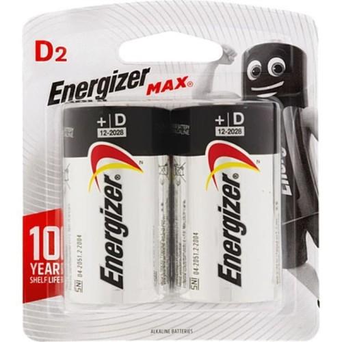 Foto Produk Baterai Battery Batere Energizer Max Besar Size D LR20 dari Minyak Kutus Jakarta
