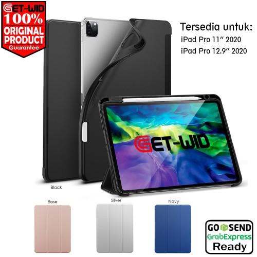 "Foto Produk Case iPad Pro 11"" - 12.9"" 2020 ESR Rebound Pencil Casing - iPad pro 11, Silver dari GET-WID Official"