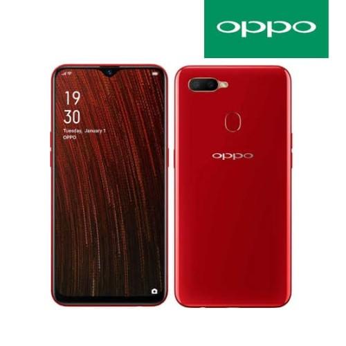 Foto Produk OPPO A5S 3/32 GB Original Garansi Resmi - Merah dari spazy