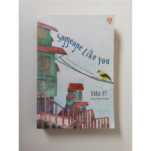 Foto Produk Novel Someone Like You Peulis Kaka HY dari Toko Buku Bekas Aksiku
