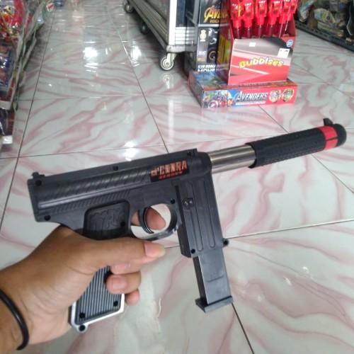 Foto Produk Mainan Tembakan Airsoftgun Spring M206 dari Bang izal Toys
