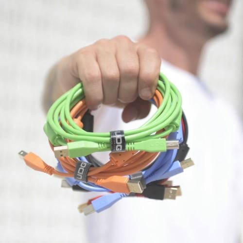 Foto Produk UDG Ultimate Audio Cable USB 2.0 A-B-Angled | Audio Cable dari The Little MIDI Store