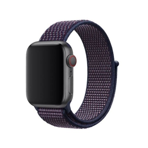 Foto Produk Apple Watch 42mm Strap Case Black Sport Loop (MRMG2FE/A) dari jcb online