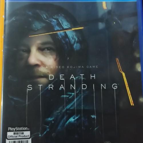 Foto Produk Death Stranding PS4 Reg 3 Bekas dari Maniac Bola