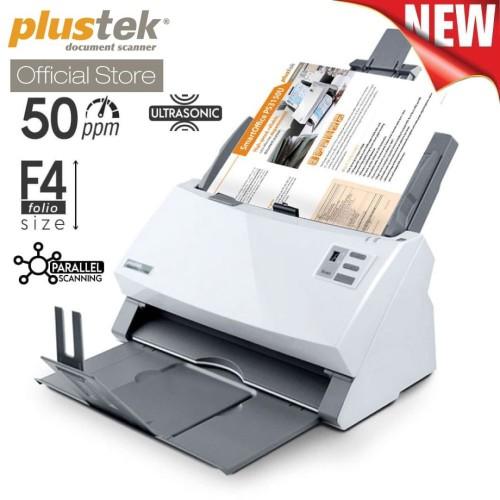 Foto Produk Scanner Plustek SmartOffice PS3150U - 50 Lembar/menit (F4/Folio) dari Plustek Indonesia
