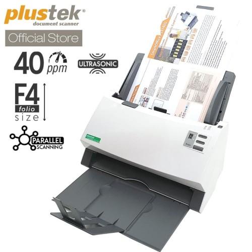 Foto Produk Scanner Plustek SmartOffice PS3140U - 40 Lembar/menit (F4/Folio) dari Plustek Indonesia