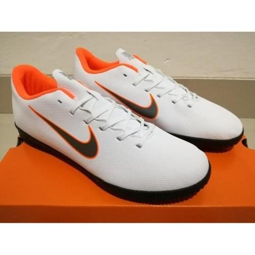 Foto Produk Jual Sepatu Futsal Nike Mercurial Vapor XII Academy White Cool Murah dari mukri store839