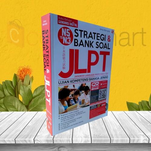 Foto Produk Strategi & Bank Soal JLPT (JAPANESE LANGUAGE PROFICIENCY TES) dari cerdas media