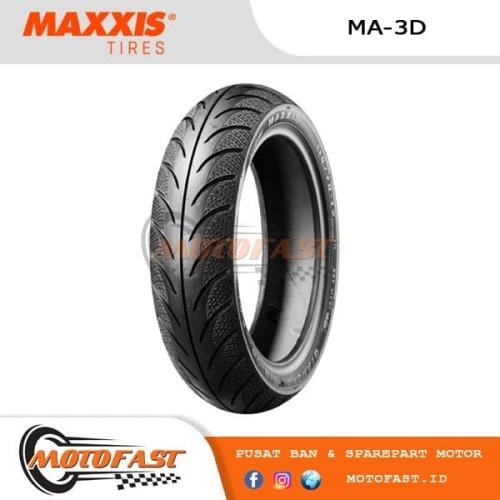 Foto Produk Ban Motor MAXXIS Tubeless 80/90-14 MA3DN Mio Lama, Vario, Beat, Scoopy dari MOTOFAST