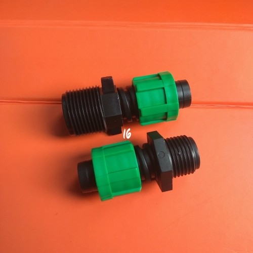 Foto Produk konektor housing filter drat luar 1/2''& 3/4'' ke selang 5/8'' - 3/4 dari VICTORY FILTER16