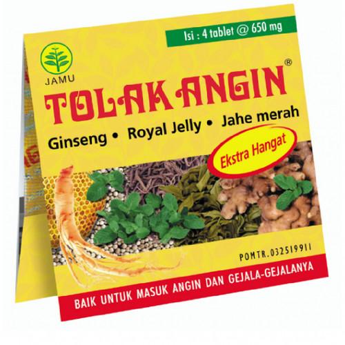 Foto Produk TOLAK ANGIN TABLET SIDO MUNCUL 1 STIP @ 4 TABLET dari Beli -Beli shop
