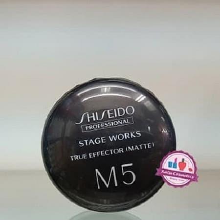 Foto Produk Shiseido Stage Works True Effector (Matte) M5 dari Ratu Cosmetics