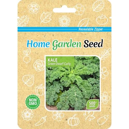 Foto Produk Benih Kale Green Dwarf Curly - Home Garden Seed dari MW Hydro Tangerang