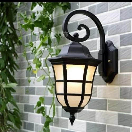 Jual Lampu Taman Dinding Outdoor Klasik Kota Tangerang Bintang Lighting Tokopedia