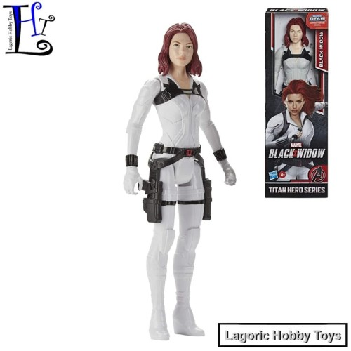 Foto Produk Titan Hero Series Marvel Black Widow Deadly Origin [Black Widow]Hasbro dari Lagoric Hobby Toys