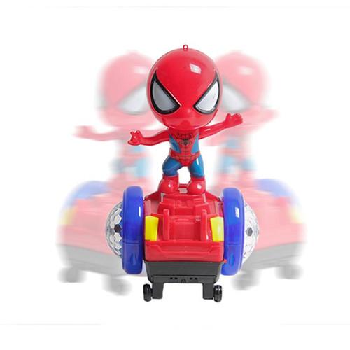 Foto Produk KUKE LD-500A Dancing Robot Ironman / Iron Man with LED / Dance Hero - 17068 spiderman dari KUKE