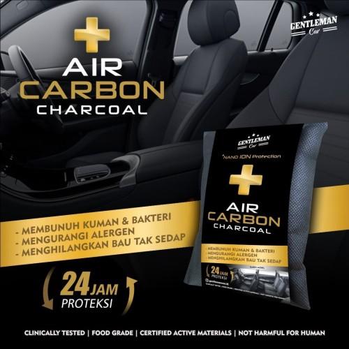 Foto Produk Air Carbon Charcoal  Kantong Arang Bambu Nano Ion Penghilang Bau Mobil dari Gentleman Car
