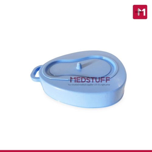 Foto Produk Bedpan Oval Plastik Tempat BAB dari Medstuff