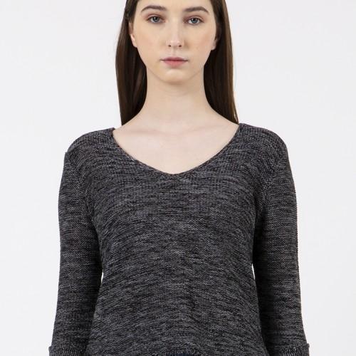 Foto Produk Colorbox Loose Sweater I-Swgkey120C011 Black - Black, S dari Colorbox Indonesia