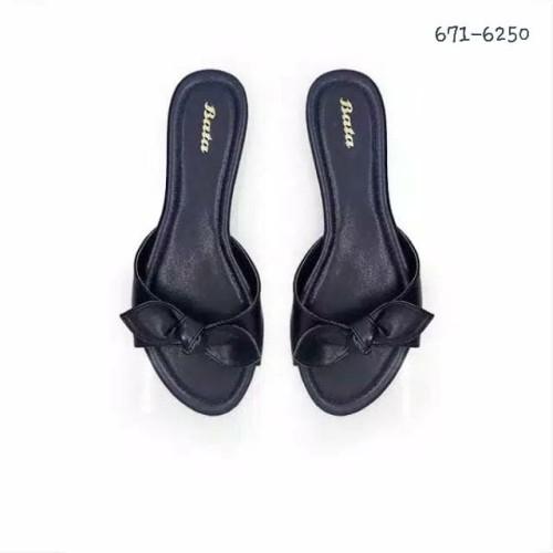 Foto Produk Bata Sandal Wanita Hyper A Black 6716250 dari Nonik Shoopps