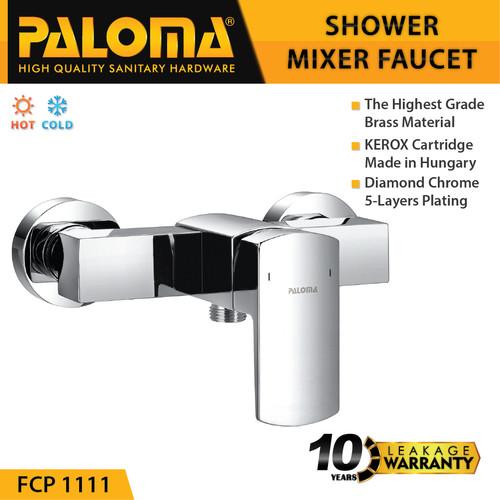 Foto Produk PALOMA FCP 1111 Keran Mixer Shower Mandi Panas Dingin Kran Air dari PALOMA HARDWARE