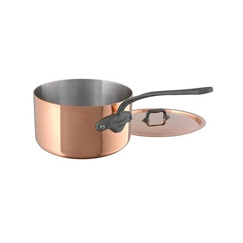 Foto Produk Mauviel M150C Copper Saucepan 14cm Panci Tembaga dari Okegadgets