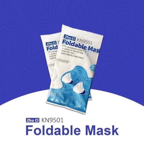 Foto Produk Masker KN95 impor kualitas bagus dari Triv Distribusi