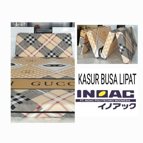 Foto Produk KASUR BUSA LIPAT INOAC 90 X 200 X 10CM (GARANSI 5 TAHUN) dari DAPone