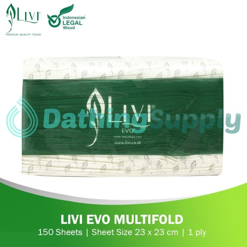 Foto Produk Livi Evo Towel Multifold dari Dathing Supply