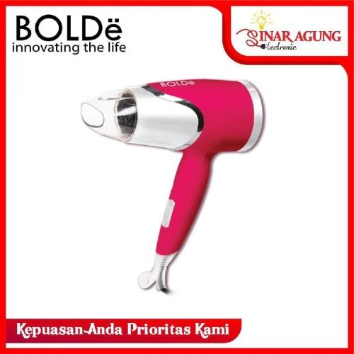 Foto Produk BOLDE Super DRY ION MAX Hair Dryer Penggering Rambut (100% ORI) dari sinar agung electronic