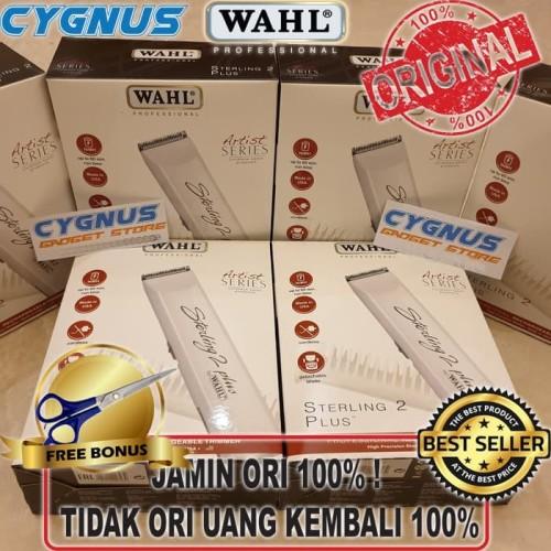 Foto Produk WAHL Sterling 2 Plus Trimmer Original USA dari Cygnus Gadget Store