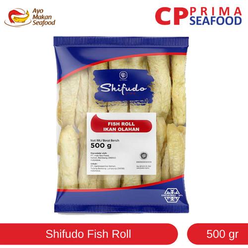 Foto Produk Shifudo Fish Roll 500 gr dari CP Prima Seafood
