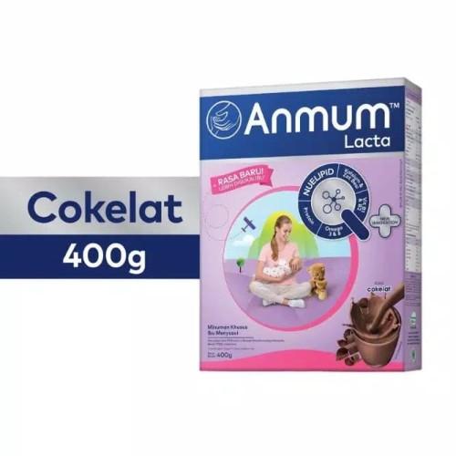 Foto Produk Anmum Lacta Cokelat 400 gr dari NELShops